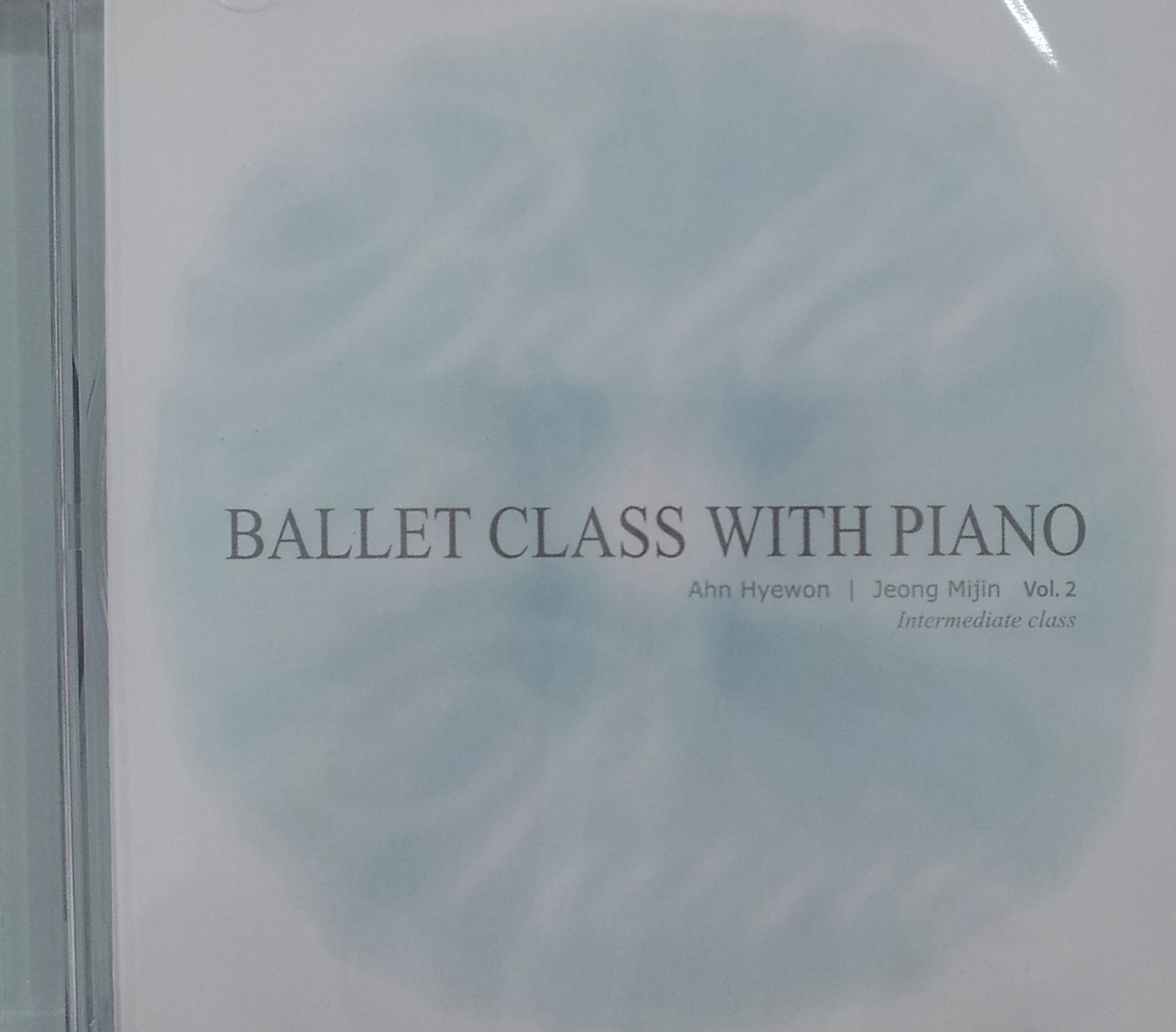 BALLET CLASS WITH PIANO(vol2)