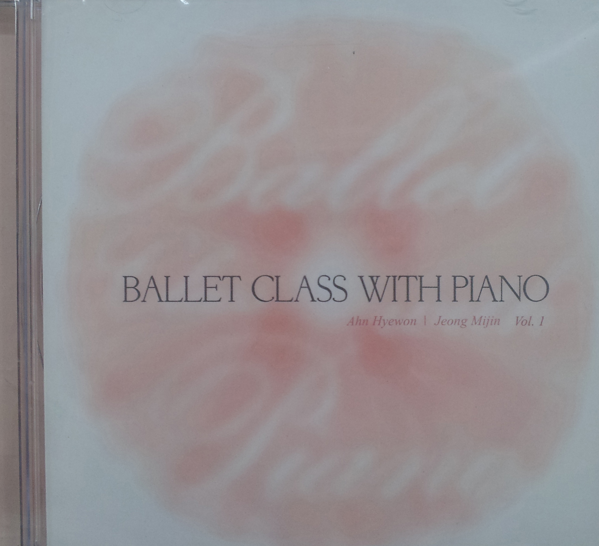 BALLET CLASS WITH PIANO(vol1)